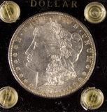 1921-S MORGAN DOLLAR - UNC