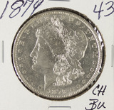 1879 - MORGAN DOLLAR - BU