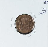 1929-S LINCOLN CENT - UNC