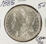 1885 -  MORGAN DOLLAR - BU