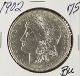 1902  - MORGAN DOLLAR -BU