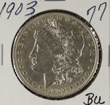 1903 -  MORGAN DOLLAR - BU