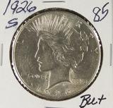 1926-S PEACE DOLLAR - BU