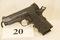 Rock Island, Model 1911-Aics, Semi Auto Pistol,