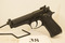 Beretta, Model 92FS, Semi Auto Pistol, 9 mm cal