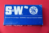 1 Box of 50, Smith and Wesson, 9 mm Luger