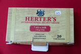 1 Box of 50, Herter's 7.62 x 54R 148 gr FMJ