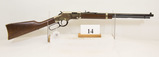 Henry, Model Golden Boy, Lever Rifle, 17 HMR