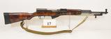 Russian, Model SKS, Semi Auto Rifle, 7.62 x 39