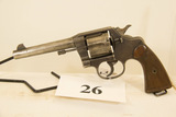 Colt, Model US Army, 1917 Double Action,