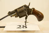 Early Folding Trigger, Revolver, 25 cal