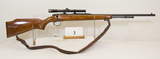 Remington, Model 582, Bolt Rifle, 22 cal,