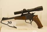 Thompson Contender, Model Single Shot, Pistol,