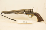 Colt, Model Revolver, Civil War Pistol, Matching