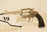 Colt, Model Police Positive, Revolver, 38 spl