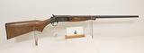 New England, Model Pardner SB1, Shotgun,