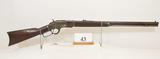 Winchester, Model 1873, Lever Rifle, 38 WCF