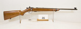 Winchester, Model 57 Target, Bolt Rifle, 22 cal,