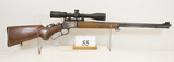 Marlin, Model Golden 39A, Lever Rifle, 22 cal,