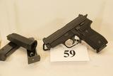 Sig Sauer, Model P229, Semi Auto Pistol, 40 cal,