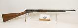 Winchester, Model 1890, Pump Rifle, 22 Short