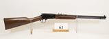 Henry, Model H003TM, Pump Rifle, 22 Mag cal,