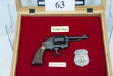 Smith and Wesson, Model 10-5, Revolver, Brinks