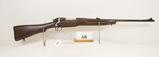Remington, Model 1917, Bolt Rifle, 30-06 cal,