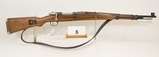 Mauser, Model 48, Bolt Rifle,  8mm cal,