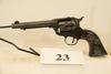 Ruger, Model Single Six, 3 Screw, Revolver, 22