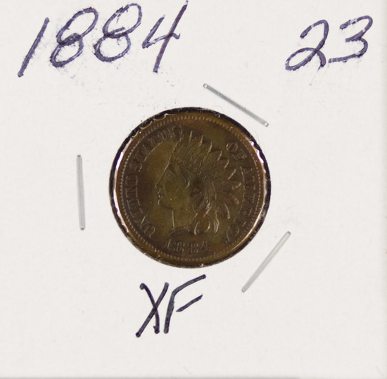 1881 - INDIAN HEAD CENT - XF
