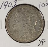 1903 - MORGAN DOLLAR - XF