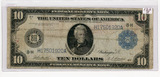 SERIES OF 1914 - TEN DOLLAR FED RESERVE NOTE