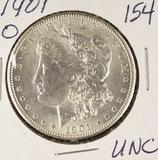 1901-O  MORGAN DOLLAR - UNC