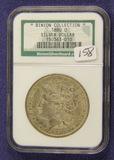 1880-O MORGAN DOLLAR - NGC