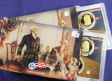 LOT OF 2 - 2008 PROOF PRESIDENTIAL DOLLARS