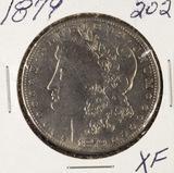 1879 - MORGAN DOLLAR- XF