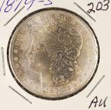 1879-S MORGAN DOLLAR - AU