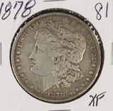 1878 - MORGAN DOLLAR - XF