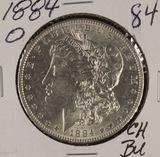 1884-O MORGAN DOLLAR - BU