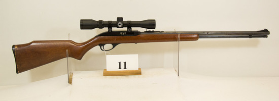 Marlin, Model 60, Semi Auto Rifle, 22 cal,