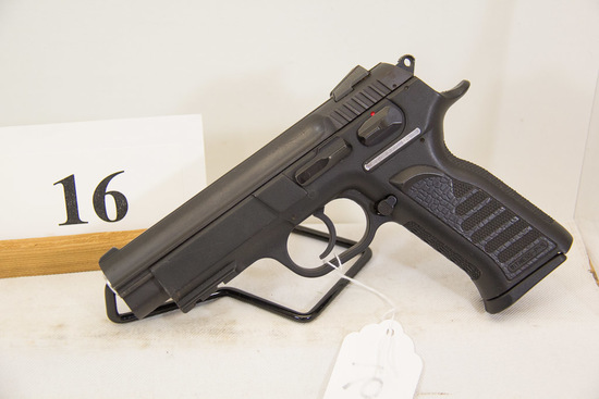 Witness, Model P-S, Semi Auto Pistol, 9 mm cal,