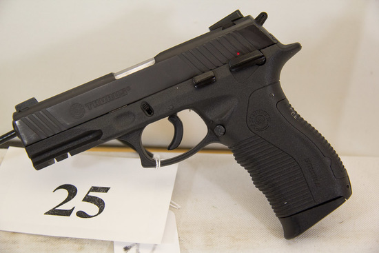 Taurus, Model PT809, Semi Auto Pistol, 9 mm cal,