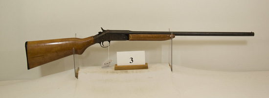 Harrington Richardson, Model 88 Topper, Shotgun,