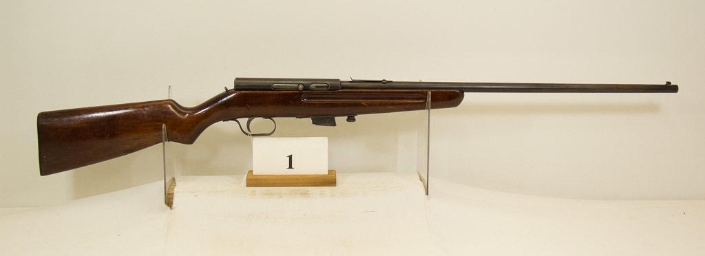 Marlin, Model None, Semi Auto Rifle, 22 cal,