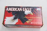 1 Box of 50, American Eagle 357 mag 158 gr JSP