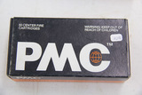 1 Box of 50, PMC 9 mm Luger Parabellum 115 gr