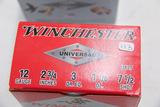 1 Box of 20, Winchester 12 ga 2 3/4