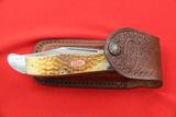 Case #616588, Single Blade Pocket Knife,