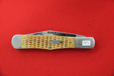K Bar #1555 Single Blade Pocket Knife, Collectors